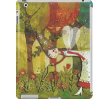forest fairy iPad Case/Skin