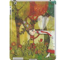forest fairy iPad Case/Skin