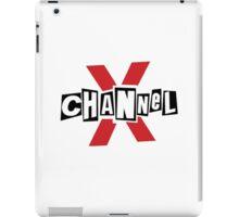 ChannelX iPad Case/Skin