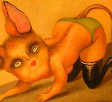 Gremlin Girl by Jocelyn Bullock