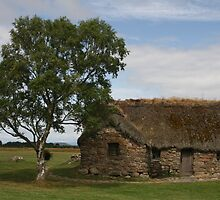 Leanach Cottage by CMCetra