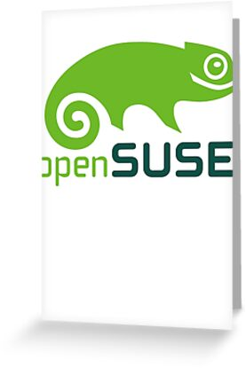 openSUSE by robbrown