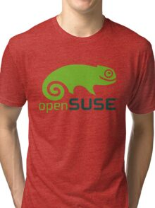 openSUSE Tri-blend T-Shirt