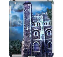 Vintage Tower of London iPad Case/Skin