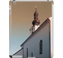 The village church of Lembach / Mkr III | architectural photography iPad Case/Skin