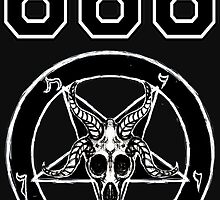 Baphomet 666 by ShayneoftheDead