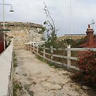 'Back Of The Round' - Fremantle by sparkographic