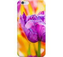 Tulips Enchanting 06 iPhone Case/Skin