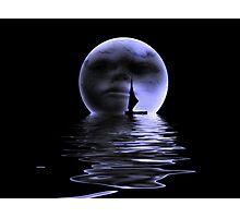 Moon.. Photographic Print