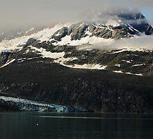 Lamplugh Glacier  by Olga Zvereva