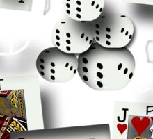 Wild Card Sticker