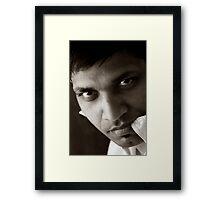 Umesh Pathak Framed Print