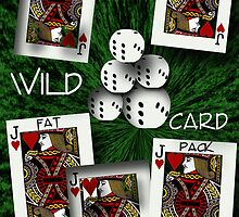 Wild Card Poster by Terri Chandler
