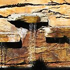 Three Falls in a Fountain by TLCGraphics