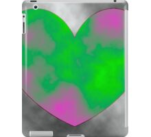 Smoky Heart  iPad Case/Skin