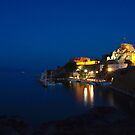 The New Fortress by night by Andrea Rapisarda