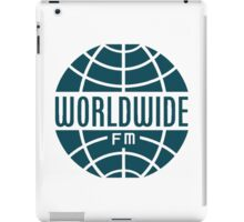 Worldwide FM iPad Case/Skin