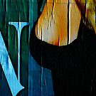 "City Life - ""Miss N"" by Denis Molodkin"