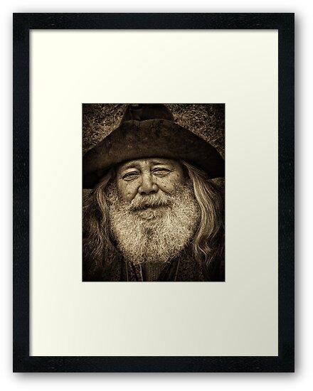 Buffalo Bill by pat gamwell