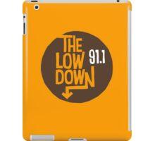 The Lowdown 91.1 iPad Case/Skin