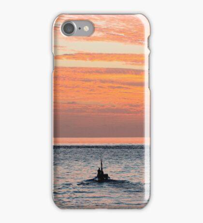Evening Fire iPhone Case/Skin