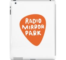 Radio Mirror Park iPad Case/Skin