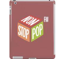 Non Stop Pop FM iPad Case/Skin