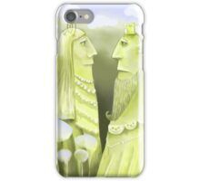 Royalty in the Mountains iPhone Case/Skin