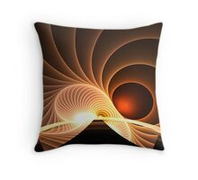 Don't Let The Sun Go Down On Me Throw Pillow