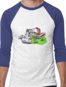Beginnings - Teenage Mutant Ninja Turtles Men's Baseball ¾ T-Shirt