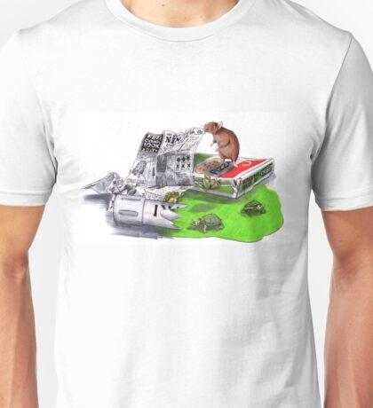 Beginnings - Teenage Mutant Ninja Turtles T-Shirt