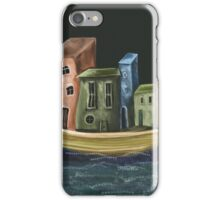 The Floating Village iPhone Case/Skin