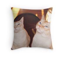 Gremlins Throw Pillow