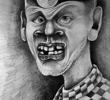 The Dentist. by nawroski .