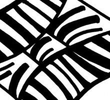 BW Bows Sticker