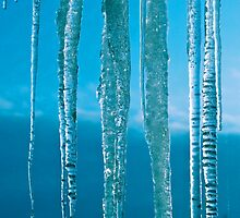 Icicles by Katherine Maidle