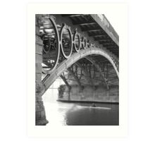 The Bridge of Triana Art Print