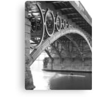 The Bridge of Triana Canvas Print