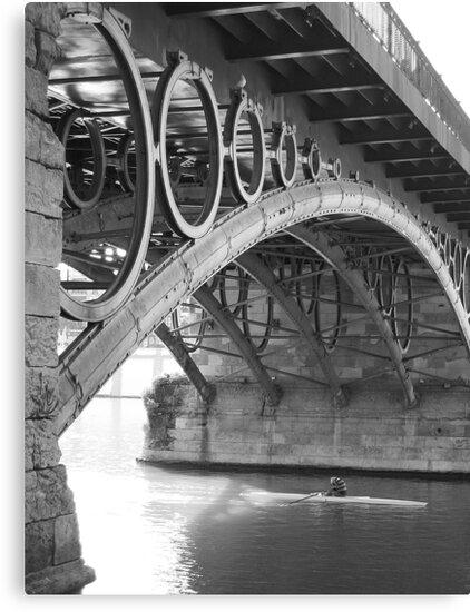 The Bridge of Triana by TaniaLosada