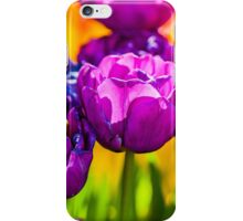 Tulips Enchanting 13 iPhone Case/Skin