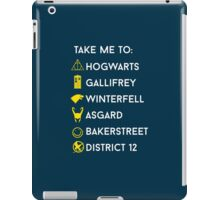 Take me to:  iPad Case/Skin