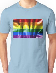 Gay Pride Flag Unisex T-Shirt