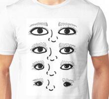 BW 4 Eyes Unisex T-Shirt