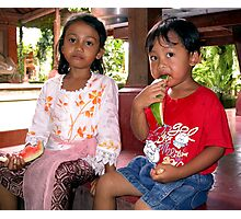 Ubud, Bali Photographic Print