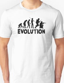 Evolution-ARMY T-Shirt