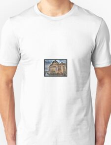 Grand old Flinders Street Railway Station Unisex T-Shirt