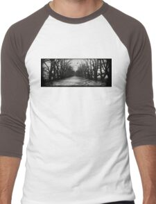 The Shortcut  Men's Baseball ¾ T-Shirt