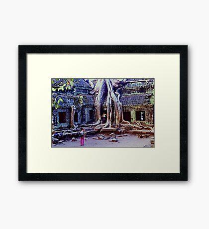 Photographers' paradise Framed Print