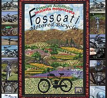 Fosscati Freedom Poster by Giacomo Fosscati