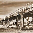 Gundagai Bridge by GailD
